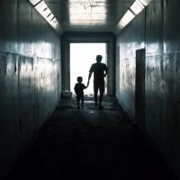 父と息子AC写真